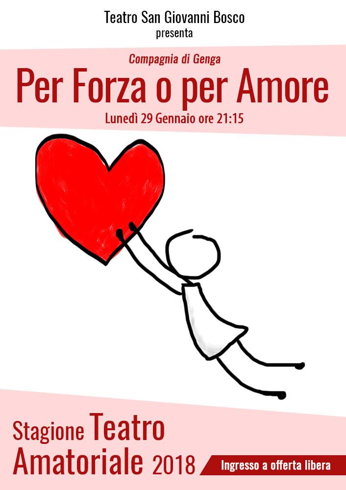 per forza o per amore
