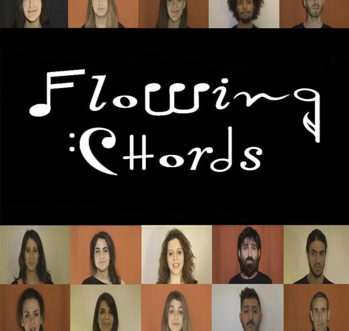 flowing chords
