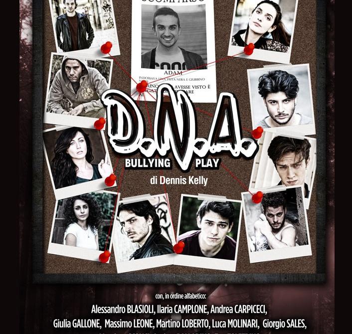 DNA bullying play