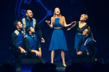 Blue - il musical completamente improvvisato